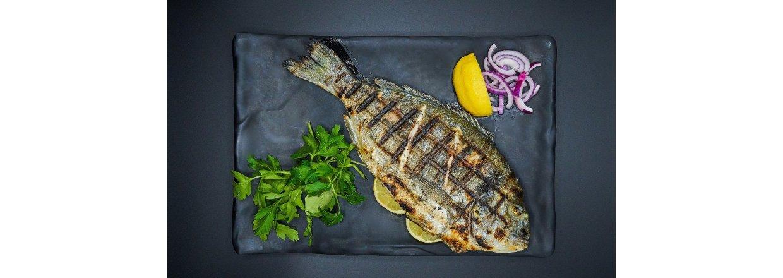 Grilling av fisk fra A for Arctic til S for Salt med Tore